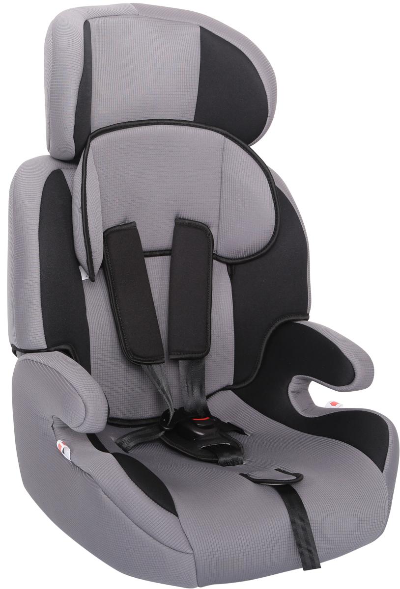 Zlatek Автокресло Fregat цвет серый автокресло для детей от 4 лет