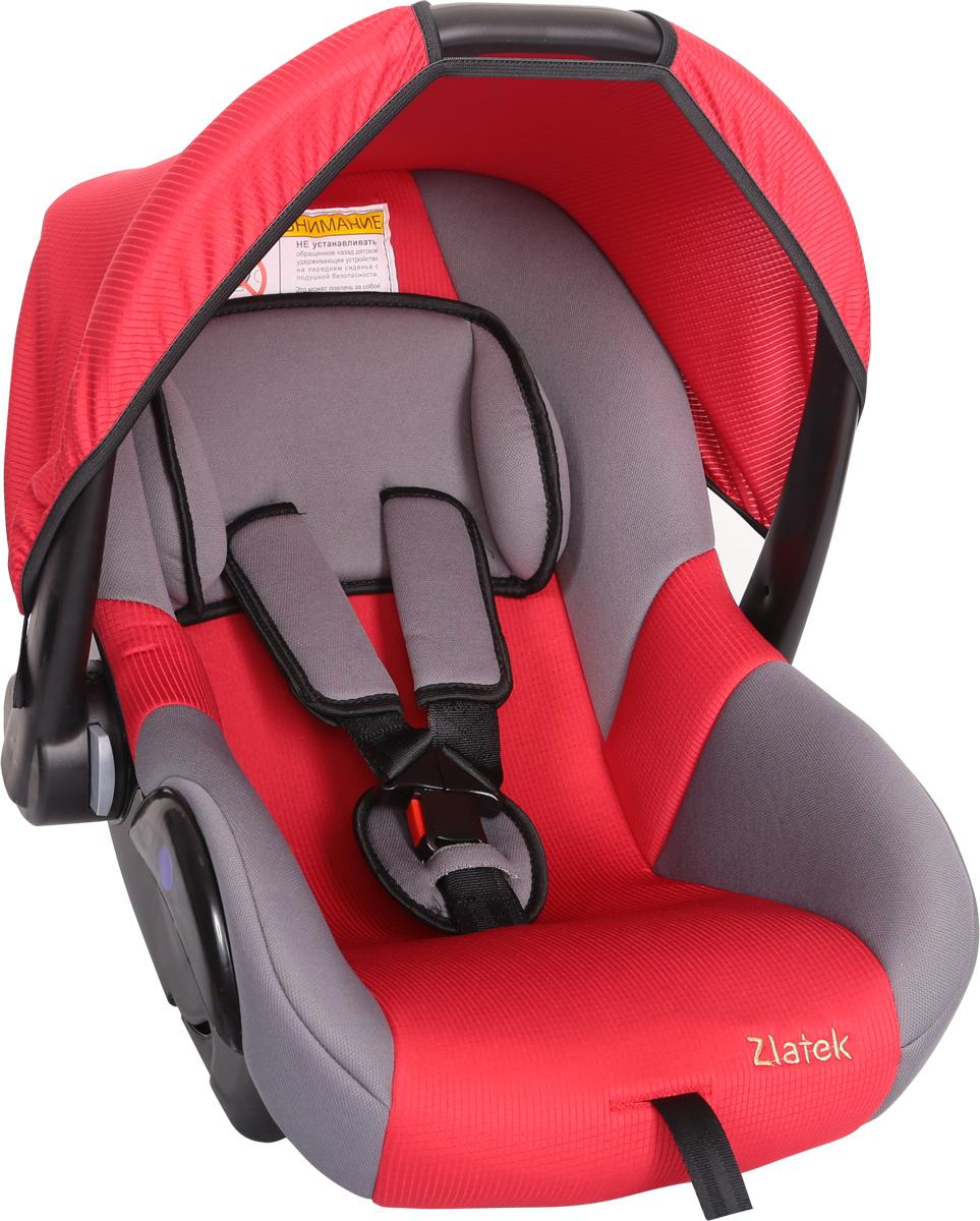 Zlatek Автокресло Colibri цвет красный детское автомобильное кресло colibri синее вес до 13 кг