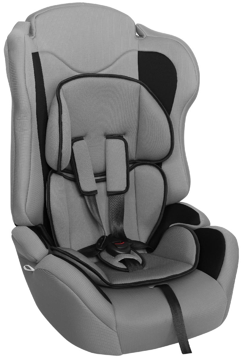 Zlatek Автокресло Atlantic Lux цвет серый автокресло zlatek atlantic от 9 до 36 кг крес0166 красный