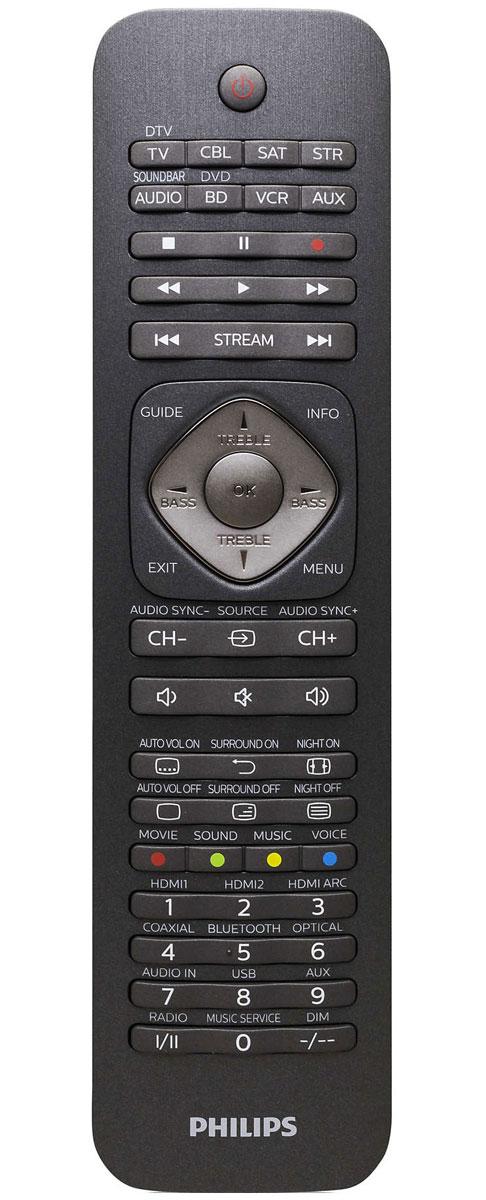 лучшая цена Philips SRP5018/10 универсальный пульт ДУ