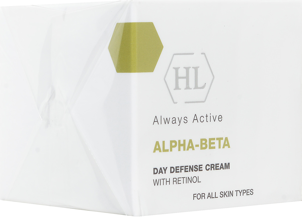 Holy Land Дневной защитный крем Alpha-Beta and Retinol Day Defense Cream, 50 мл holy land alpha beta