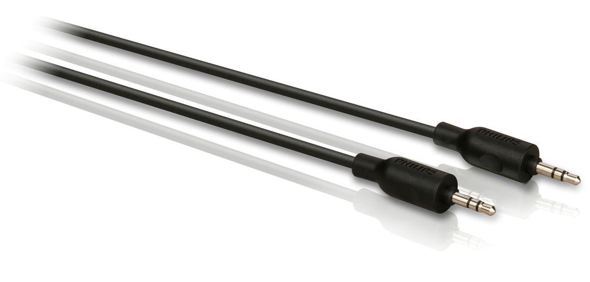 Philips SWA2529W/10 удлинительный кабель для наушников, 1.5 м
