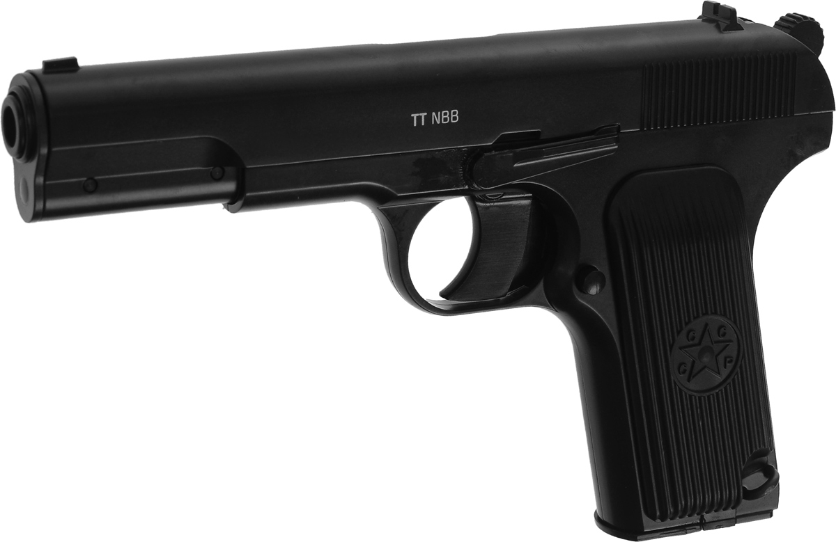 "Пистолет пневматический Gletcher ""TT nbb"", 4,5 мм. 40497"