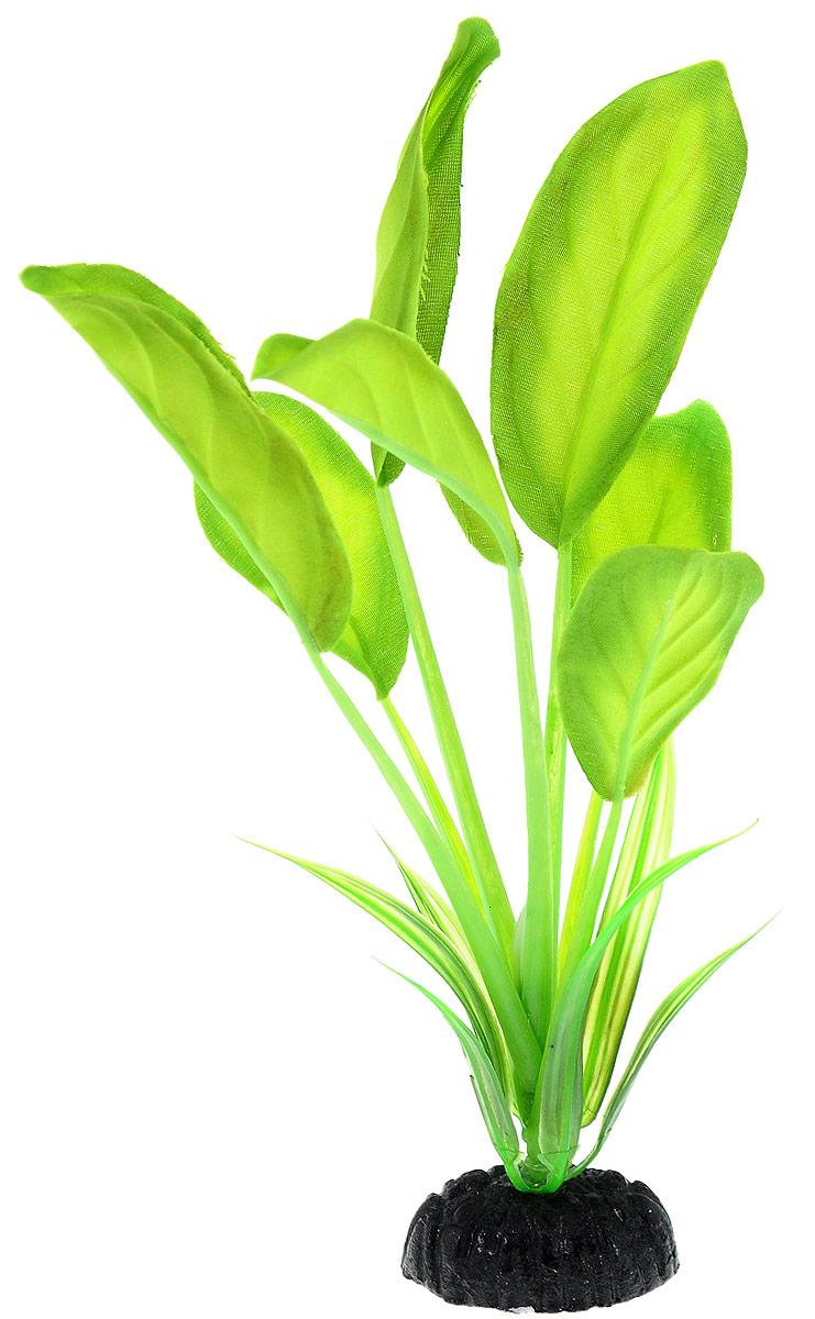 Растение для аквариума Barbus Эхинодорус, шелковое, высота 20 см. Plant 037/20 растение для аквариума barbus эхинодорус бартхи шелковое цвет зеленый коричневый высота 20 см