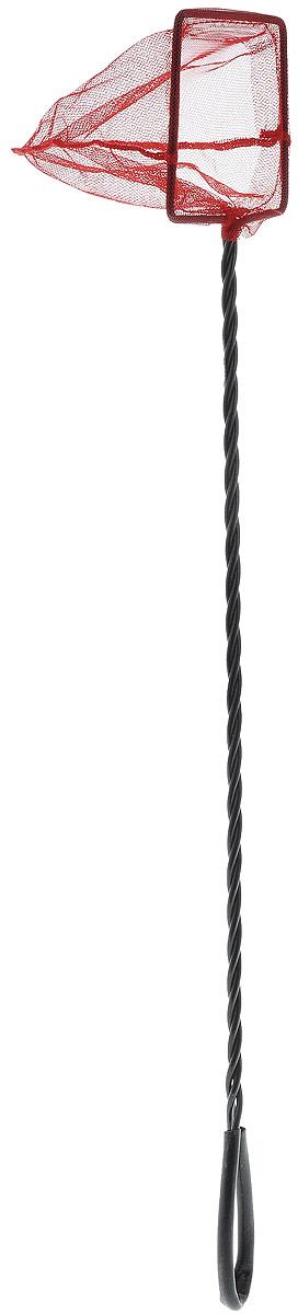 Сачок аквариумный Barbus, с инфракрасной сеткой, удлиненной ручкой, 10 х 7,5 см