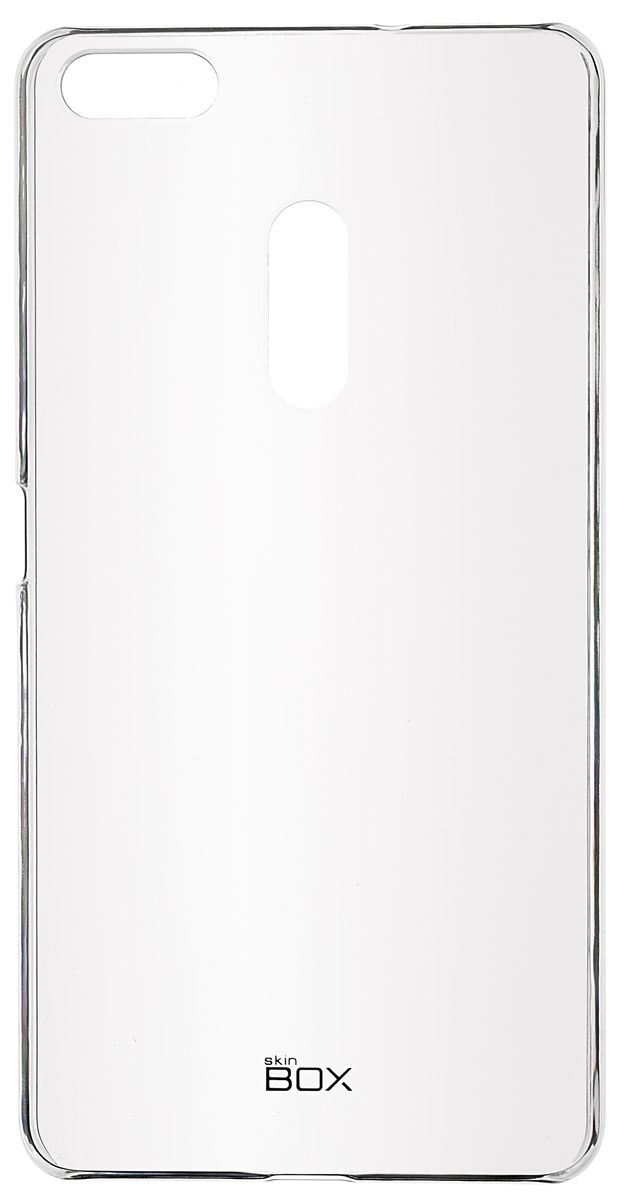 Skinbox Crystal 4People чехол для Asus Zenfone 3 ZU680KL, Transparent цена
