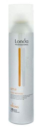 Londa Professional Lift It Мусс для создания прикорневого объема сильной фиксации 250 мл0990-81545301Мусс для создания прикорневого объема сильной фиксации Lift It обеспечивает мгновенное увлажнение волос на срок до 24 часов. Специальный носик позволяет наносить мусс непосредственно на корни, визуально увеличивая объем волос. Легко смывается водой. С микрополимерами 3D-Sculpt. Товар сертифицирован.