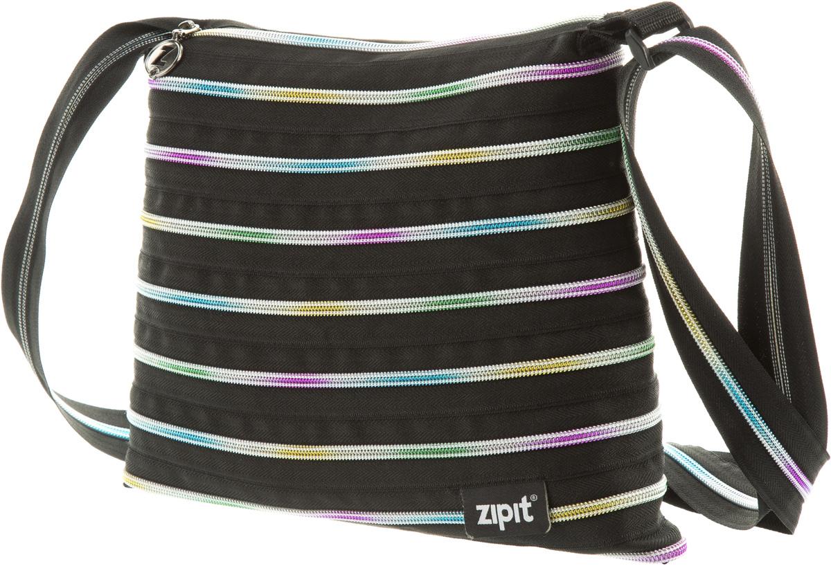 Zipit Сумка Medium Shoulder Bag цвет черный сумка medium shoulder bag zipit сумка medium shoulder bag page 11