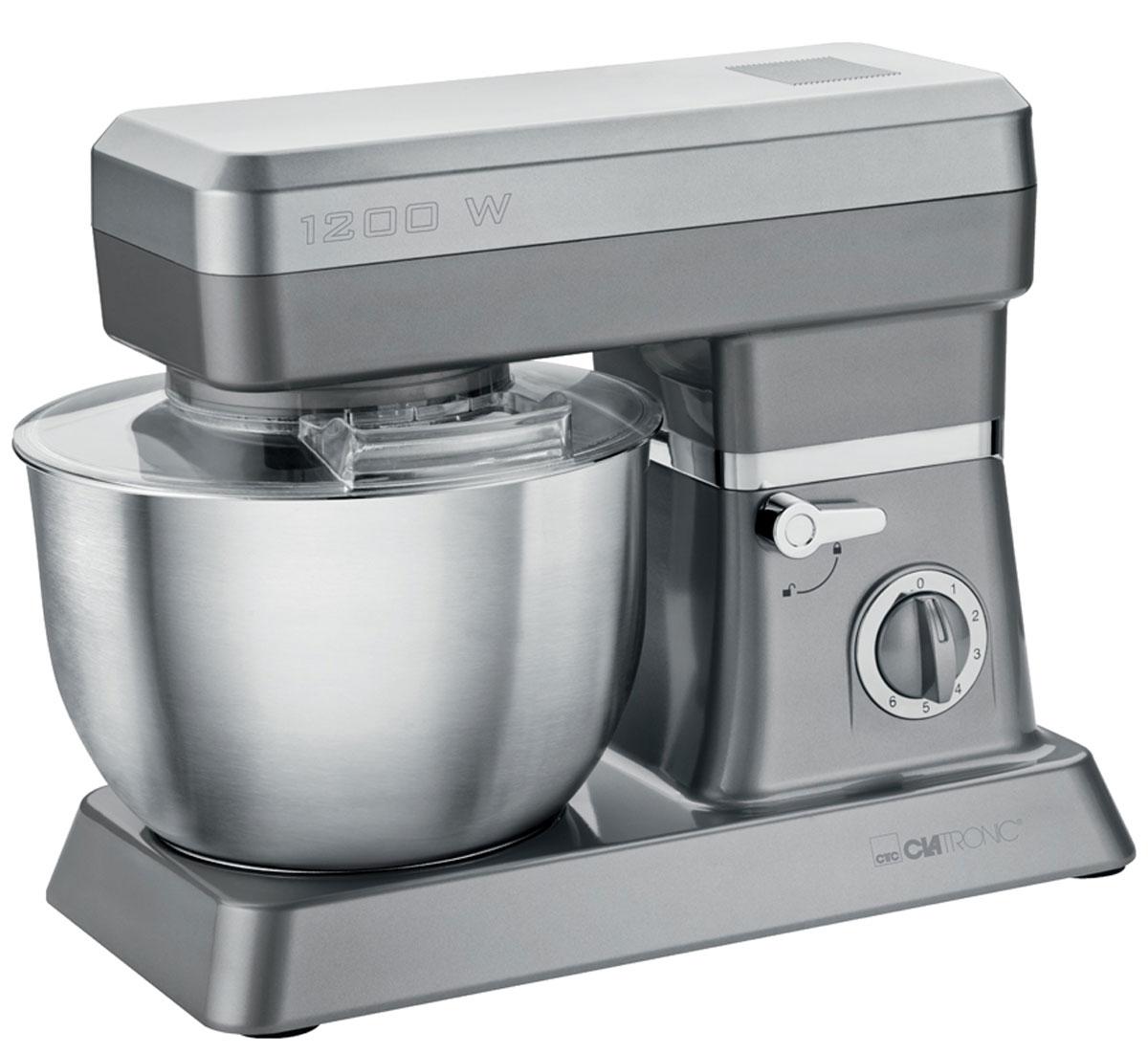 Кухонный комбайн Clatronic KM 3630, Gray цена и фото