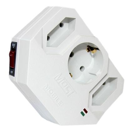 Сетевой фильтр Most MHV (3 розетки), White недорого