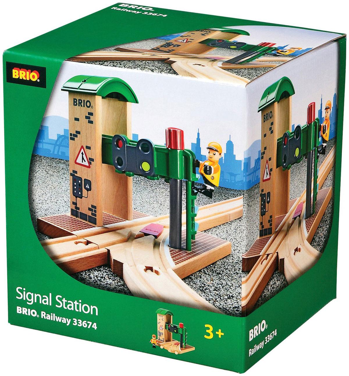 Brio Сигнальная станция цена