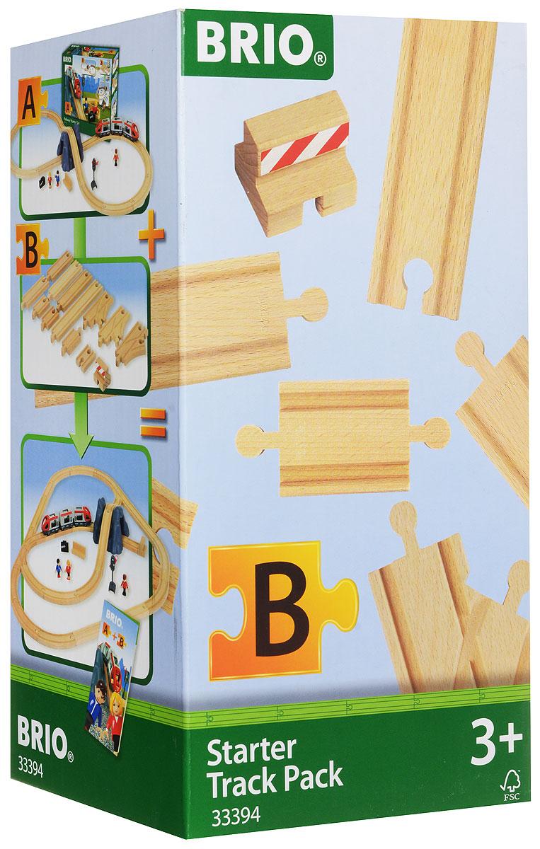 Brio Базовый набор Рельсы