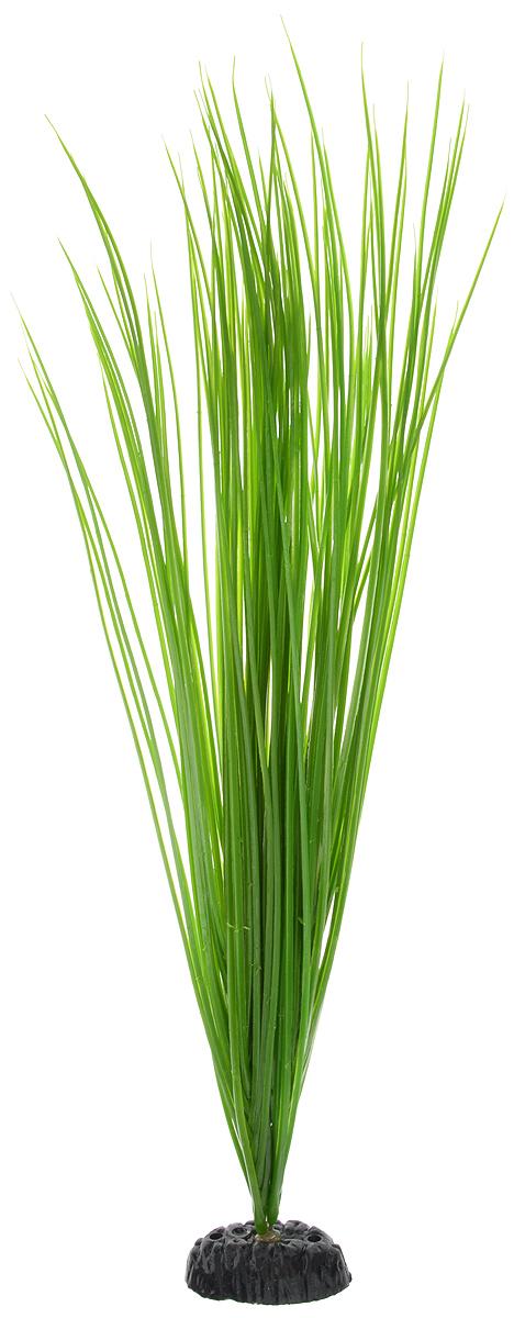Растение для аквариума Barbus Акорус, пластиковое, высота 50 см оборудование для аквариума 50 литров