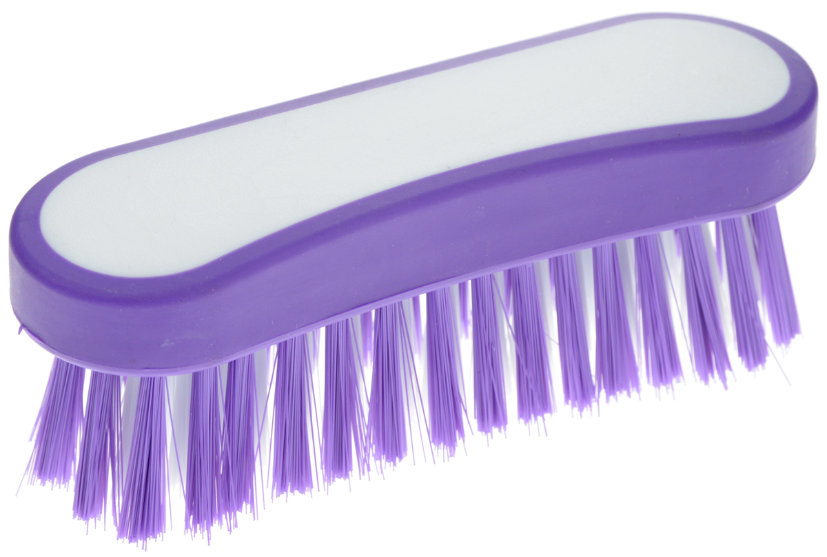 Еврощетка Home Queen Фигурная, универсальная, цвет в ассортименте рукав для запекания home queen 3 м х 30 см