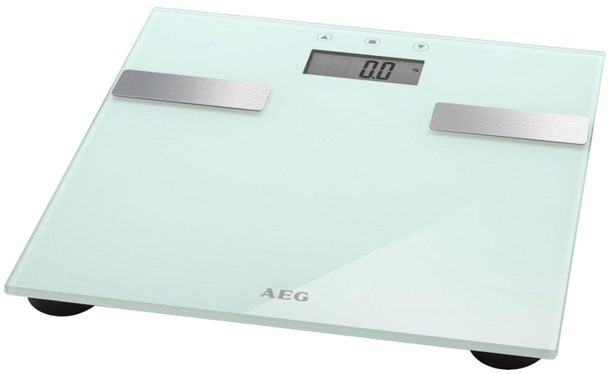 купить Напольные весы AEG PW 5644 FA, White по цене 1480 рублей