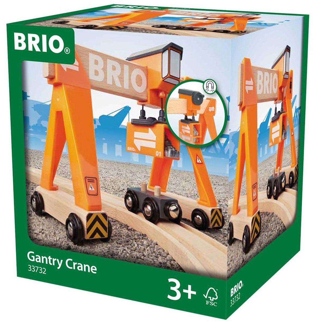 цены на Brio Портальный кран с вагоном  в интернет-магазинах