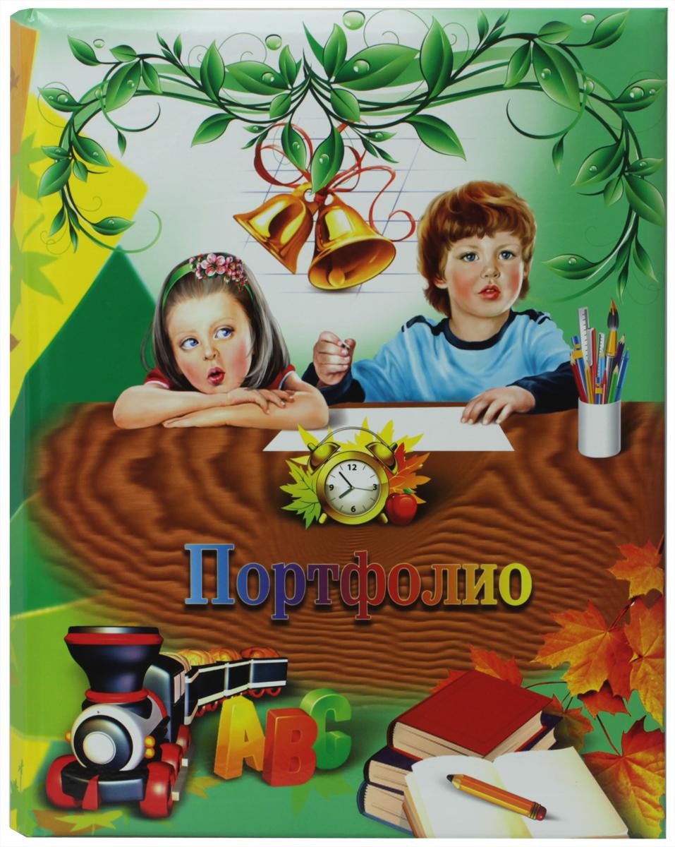 Ульяновский Дом печати Папка-портфолио Дошкольнику ульяновский дом печати тетрадь 80 листов в клетку то 508
