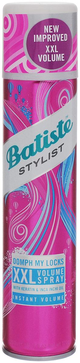 Batiste XXL VOLUME SPRAY Спрей для экстра объема волос 200 мл спрей для экстра объема волос volume xxl