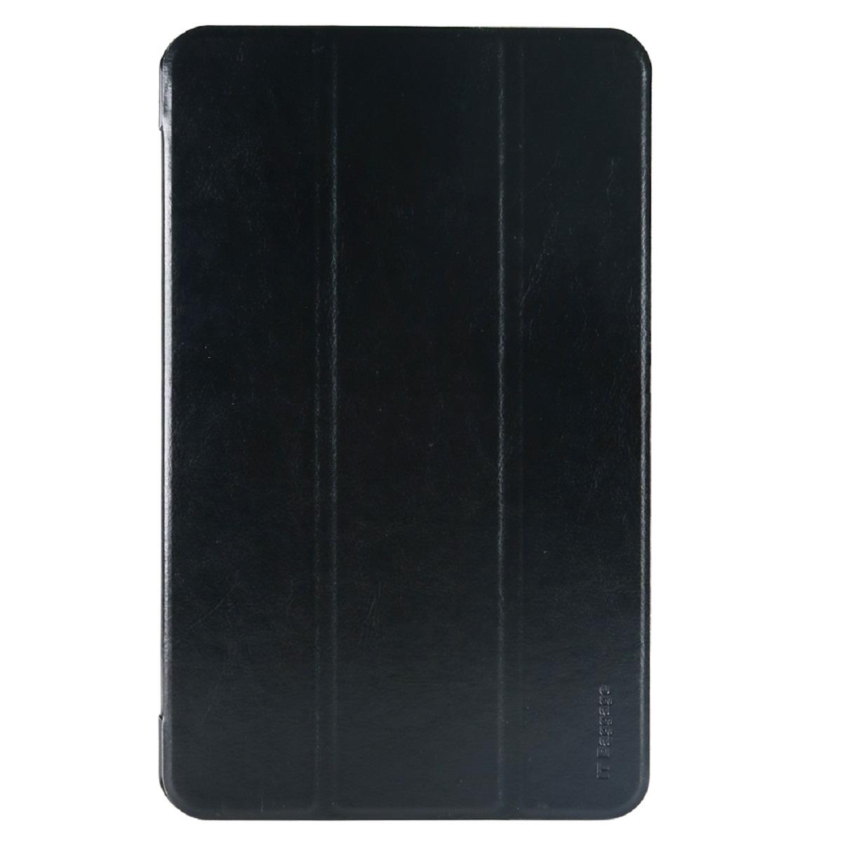 IT Baggage чехол для Samsung Galaxy Tab A 10.1 SM-T580/T585, Black чехол для планшета it baggage itssgta105 1 черный для samsung galaxy tab a sm t580 t585