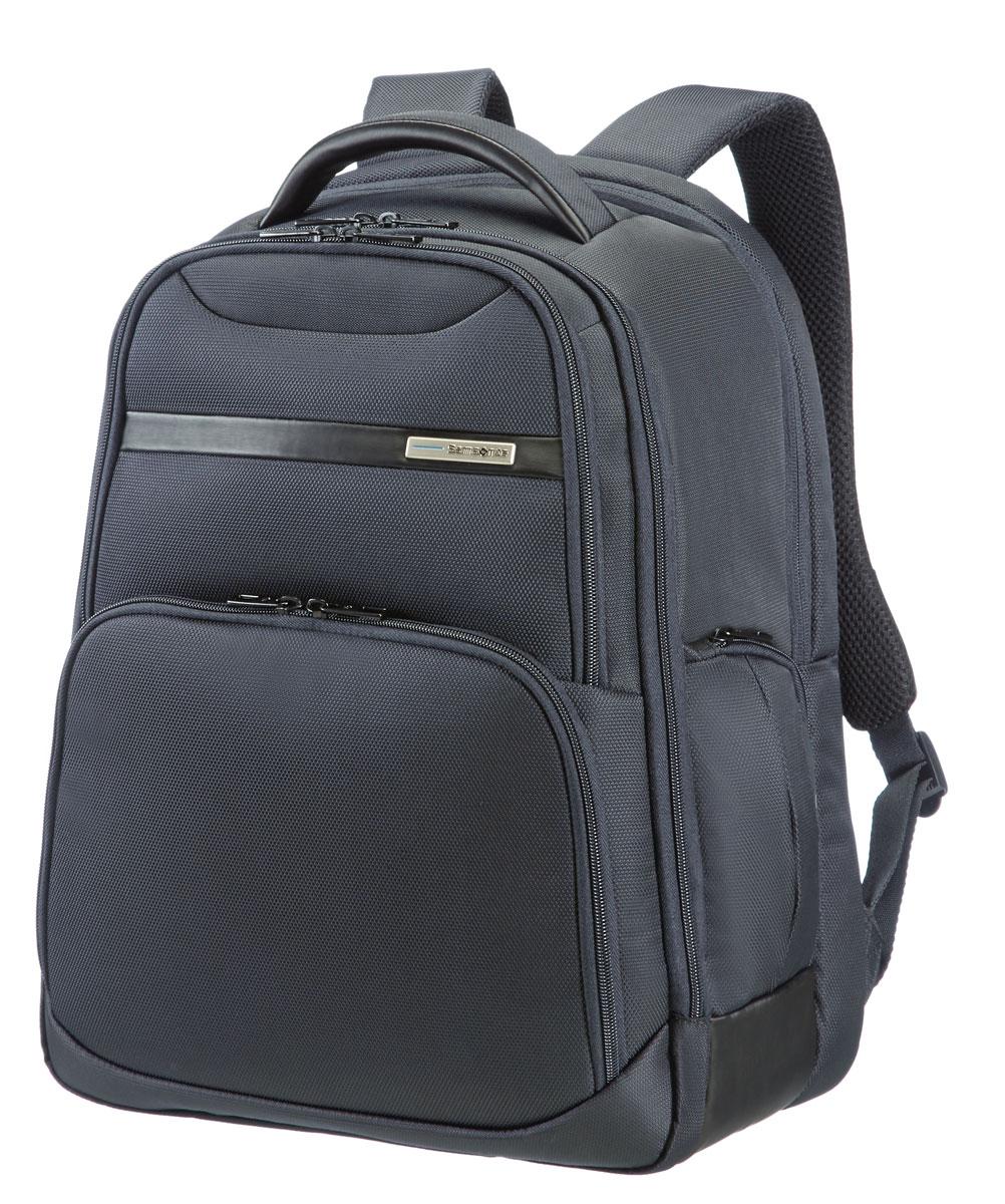 Рюкзак для ноутбука Samsonite, цвет: темно-серый, 27 л, 33,5 х 25 х 44,5 см рюкзак для ноутбука samsonite рюкзак для ноутбука 15 6 2wm 38 5x64 5x18 см