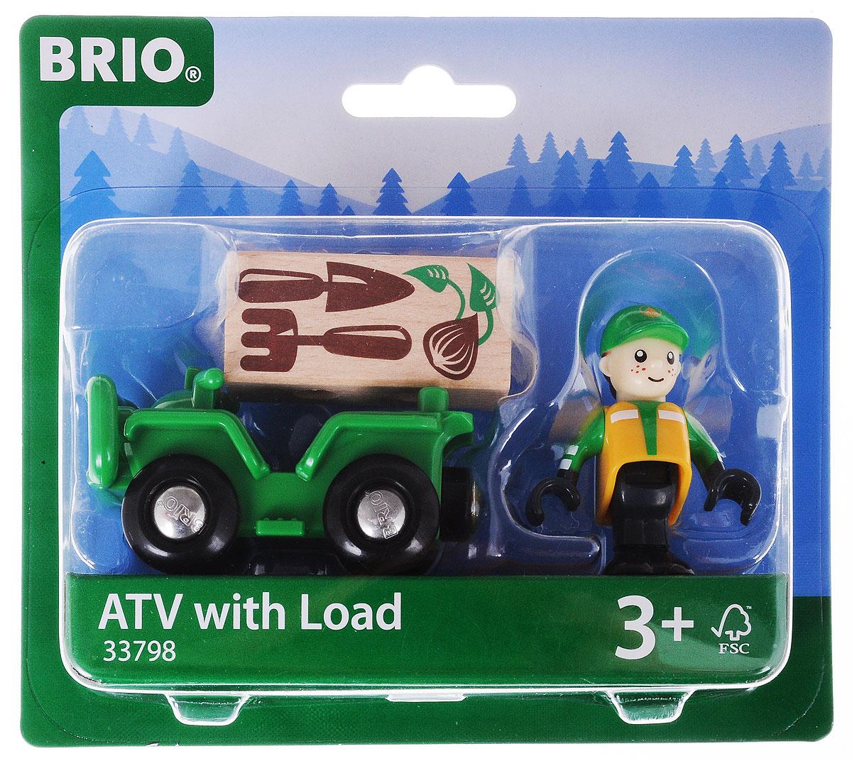 все цены на Brio Вездеход с грузом онлайн