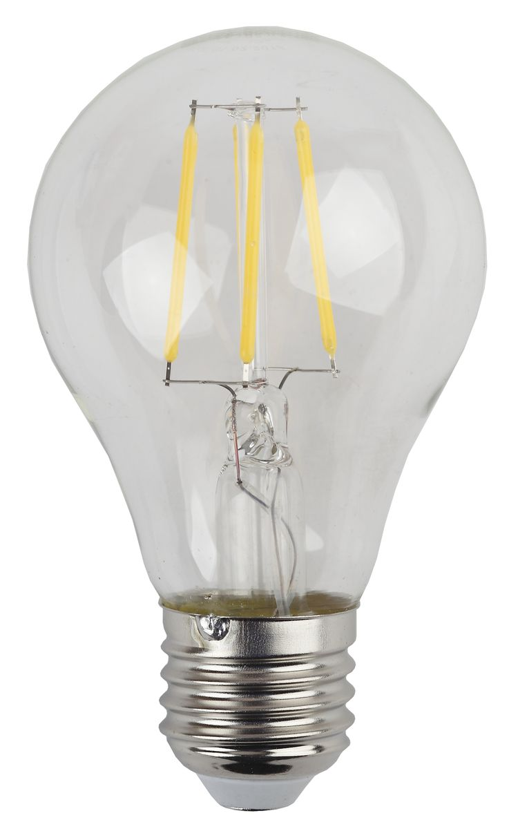 "Лампа светодиодная ЭРА ""F-LED"", цоколь E27, 170-265V, 5W, 2700К"