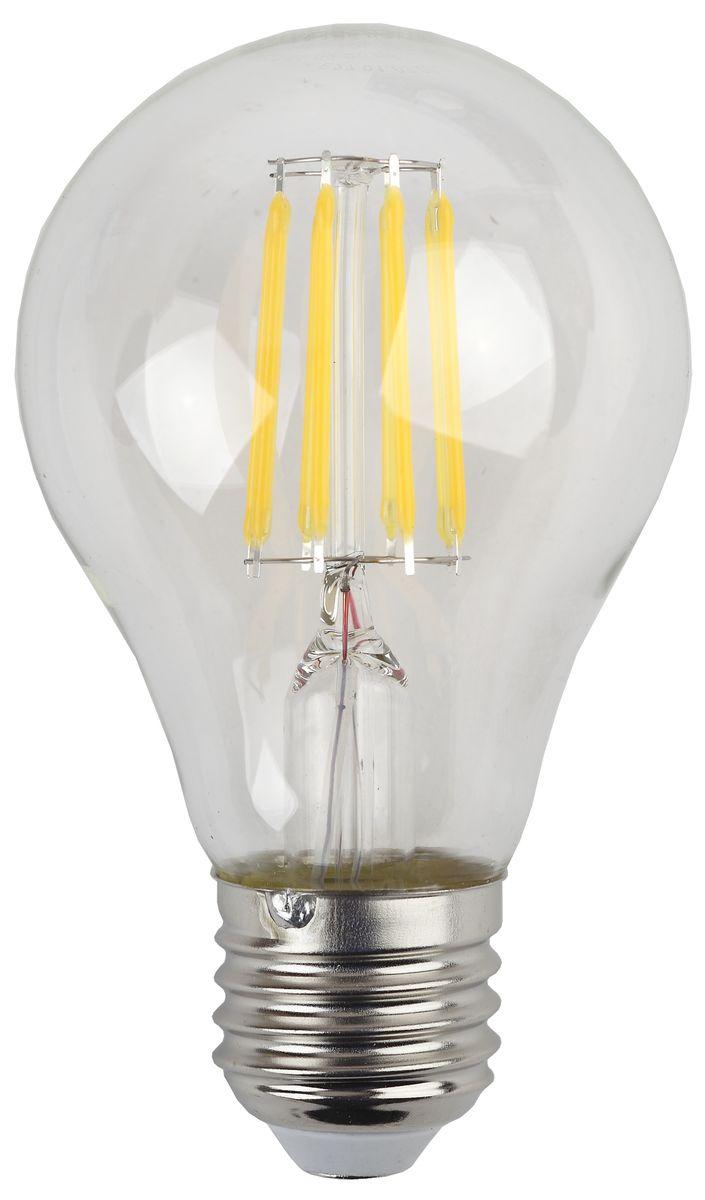 "Лампа светодиодная ЭРА ""F-LED"", цоколь E27, 170-265V, 9W, 4000К"