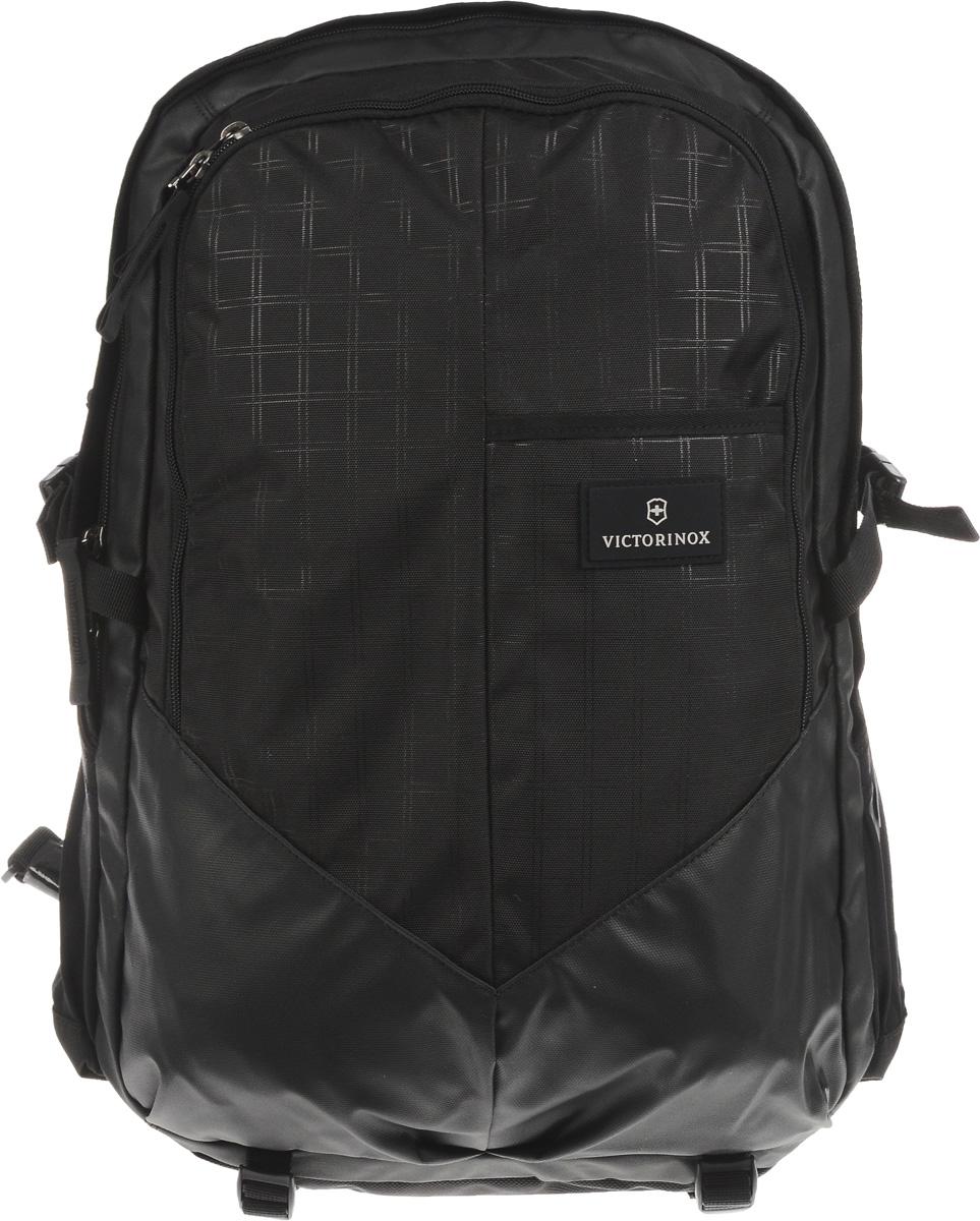 Рюкзак Victorinox Altmont 3.0. Deluxe Backpack, 32388001, черный, 30 л рюкзак victorinox altmont 3 0 deluxe backpack 17 цвет синий 32388009