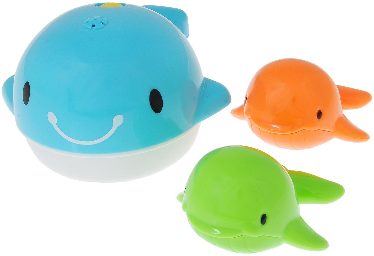 Playgo Набор игрушек для ванной Киты 3 шт