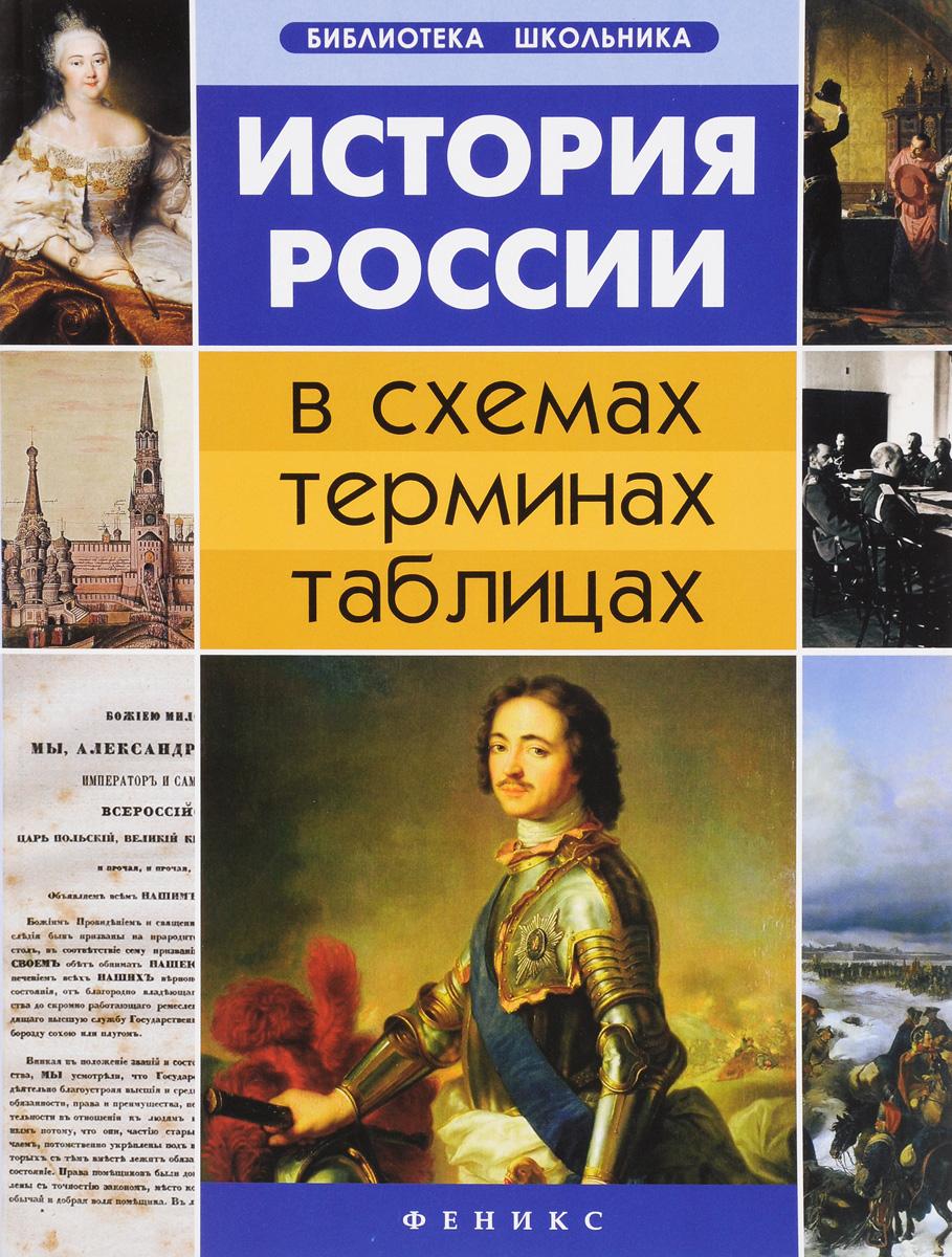 Г. Нагаева История России в схемах, терминах, таблицах