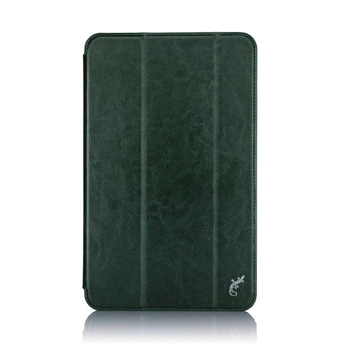 Чехол G-Case Slim Premium для Samsung Galaxy Tab A 10.1 SM-T580/SM-T585, темно-зеленый чехол для планшета it baggage itssgta105 1 черный для samsung galaxy tab a sm t580 t585