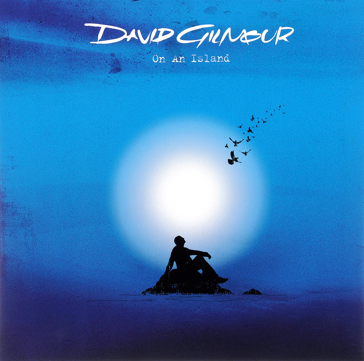 Дэвид Гилмор David Gilmour. On An Island (LP)