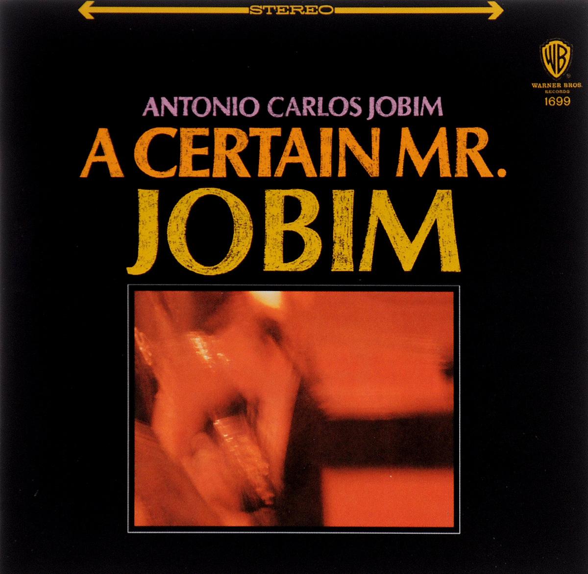 лучшая цена Антонио Карлос Жобим Antonio Carlos Jobim. A Certain Mr. Jobim