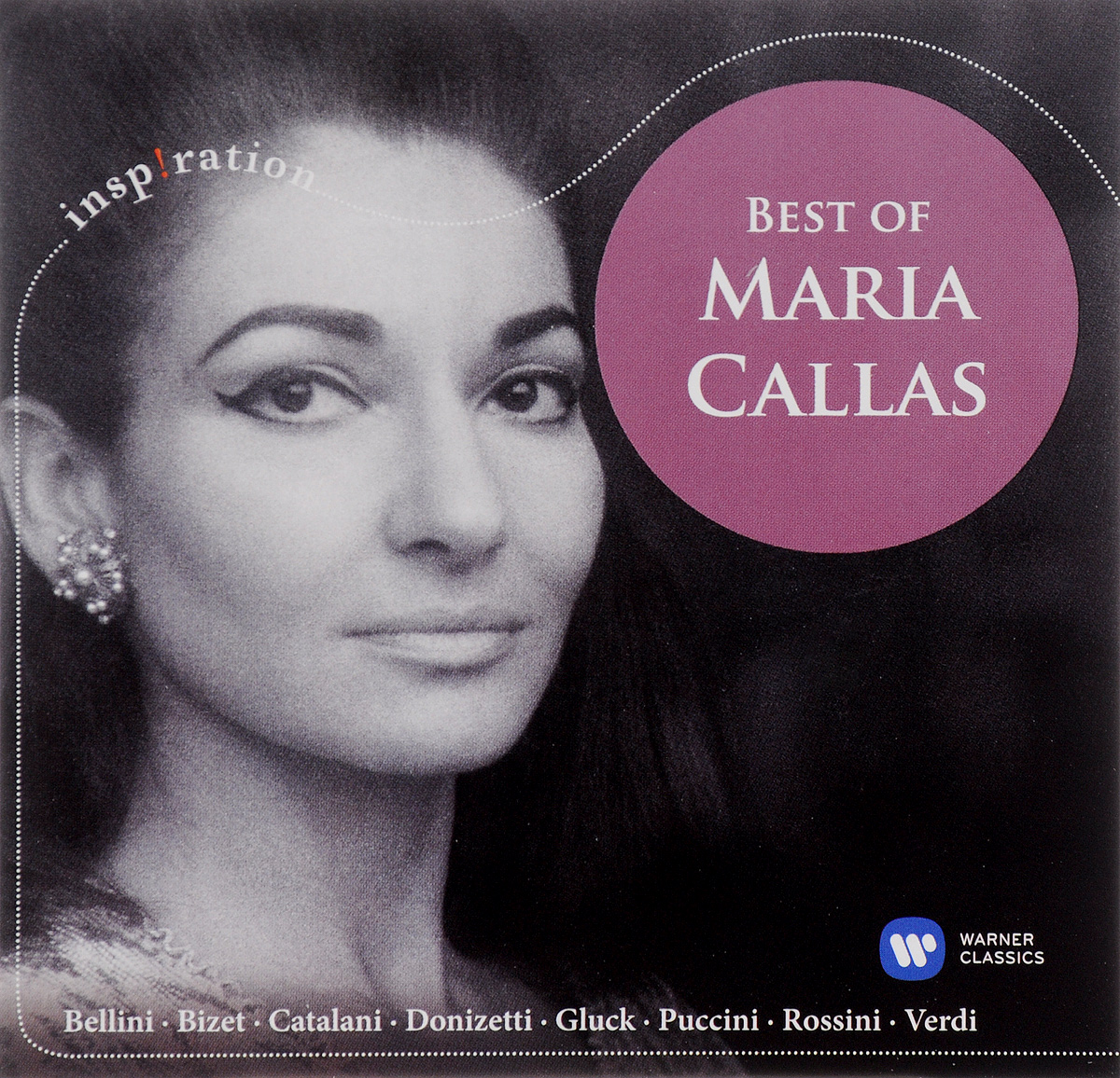 Мария Каллас Maria Callas. Best Of Maria Callas (CD)