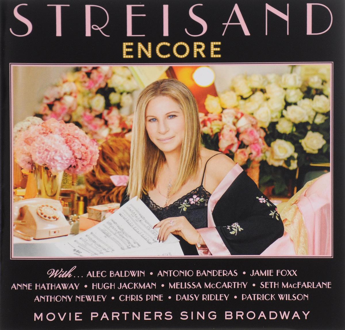 Барбра Стрейзанд Barbra Streisand. Encore: Movie Partners Sing Broadway broadway свитер