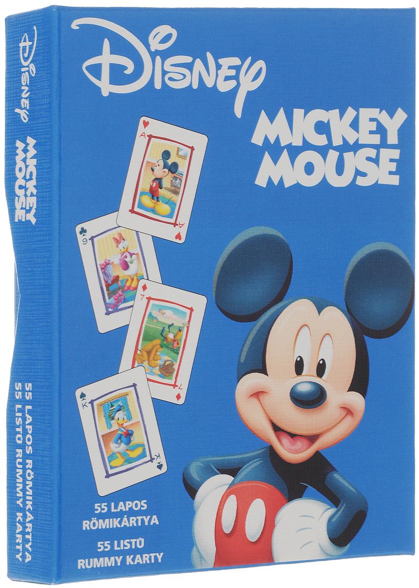 Игральные карты Piatnik Mickey Mouse 1596 5x7ft vinyl backdrops for photography mickey mouse photo studio background nml 1042