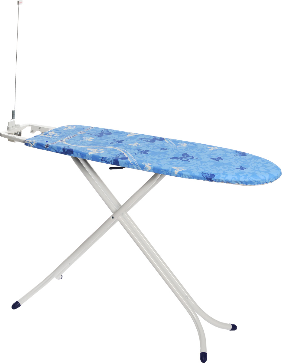 "Гладильная доска Leifheit ""Air Board Compact Plus M"", с электроподключением, 120 х 38 см"