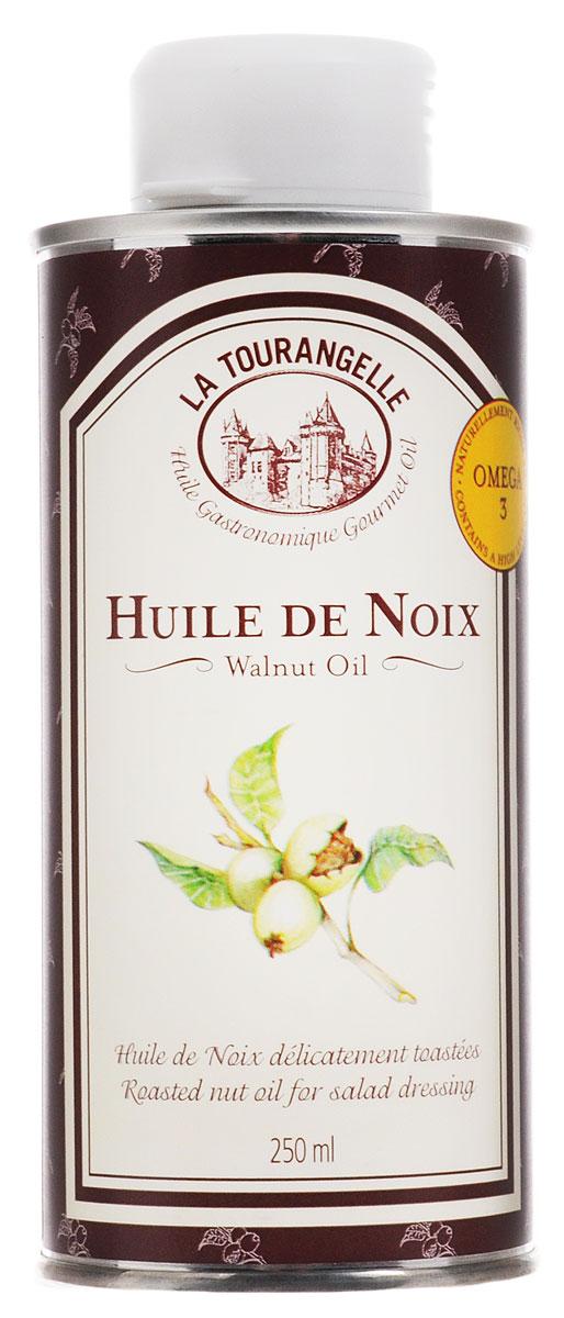 La Tourangelle Walnut Oil масло грецкого ореха, 250 мл la tourangelle sesame virgin oil масло кунжутное нерафинированное 250 мл