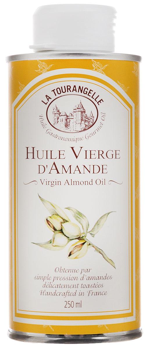La Tourangelle Almond Virgin Oil масло миндальное нерафинированное, 250 мл la tourangelle sesame virgin oil масло кунжутное нерафинированное 250 мл