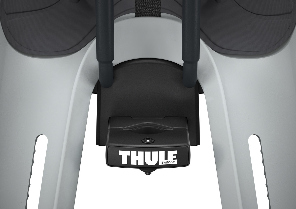 Адаптер установочный Thule Ride Along Mini Quick Release Bracket, для 2-го велосипеда motorcycle bicycle bike frame water bottle cage holder quick release cup bracket