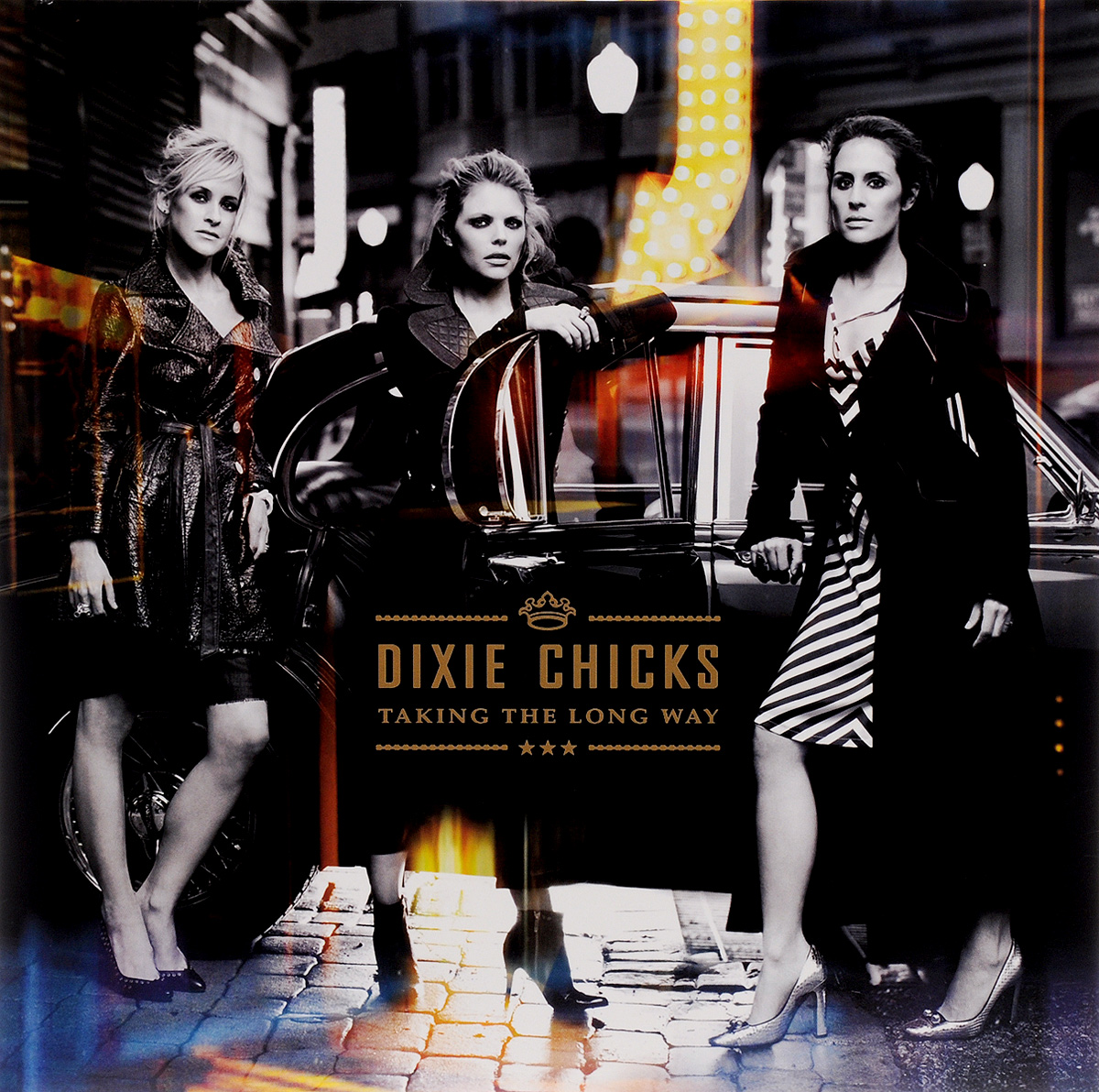 Dixie Chicks Dixie Chicks. Take The Long Way (2 LP) adiors side parting long colormix side braid synthetic wig