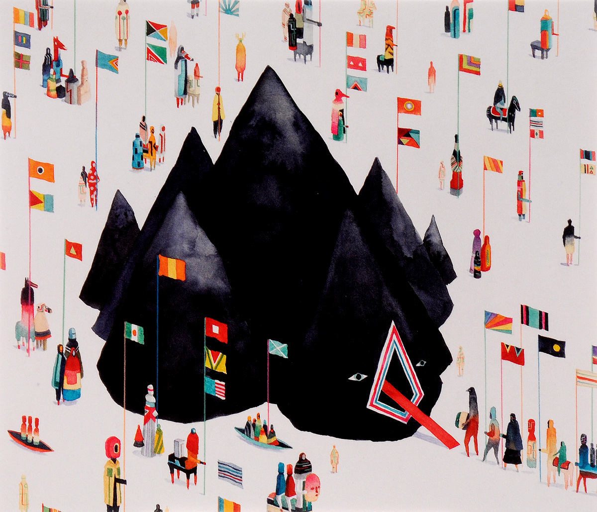 Young The Giant Giant. Home Of Strange
