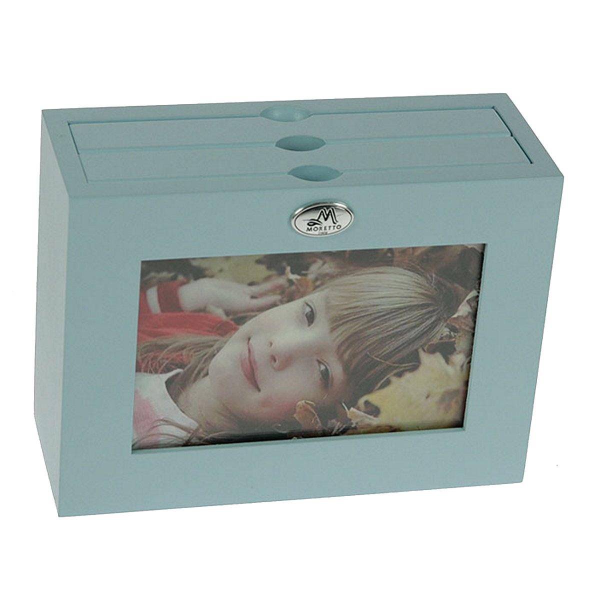 Архивный фотоальбом Moretto, на 48 фото, 10 x 15 см. 138004 фотоальбом platinum ландшафт 1 200 фотографий 10 х 15 см цвет зеленый голубой коричневый pp 46200s