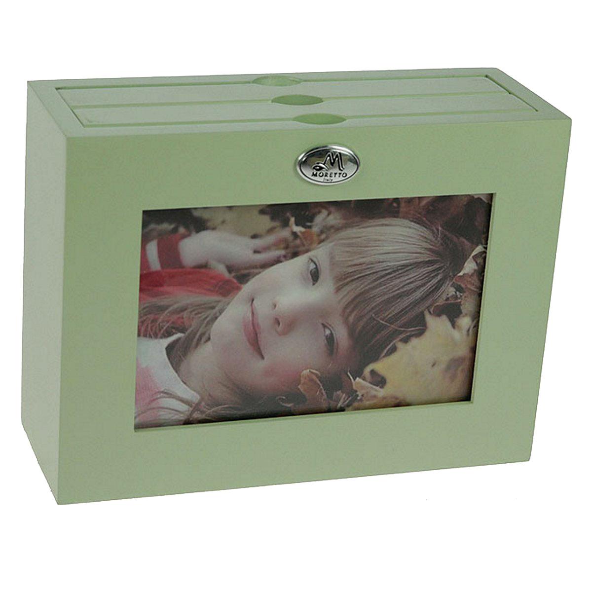 Архивный фотоальбом Moretto, на 48 фото, 10 x 15 см. 138005 фотоальбом platinum ландшафт 1 200 фотографий 10 х 15 см цвет зеленый голубой коричневый pp 46200s