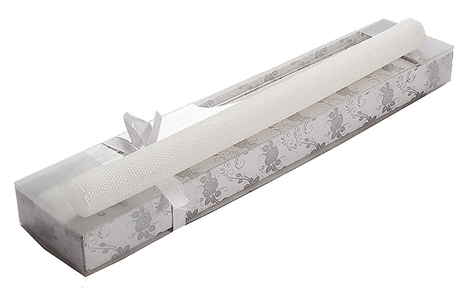 Набор свечей Win Max Жемчуг, 32 х 2 см, 2 шт. 94710 набор шкатулок для рукоделия win max 2 шт 80834