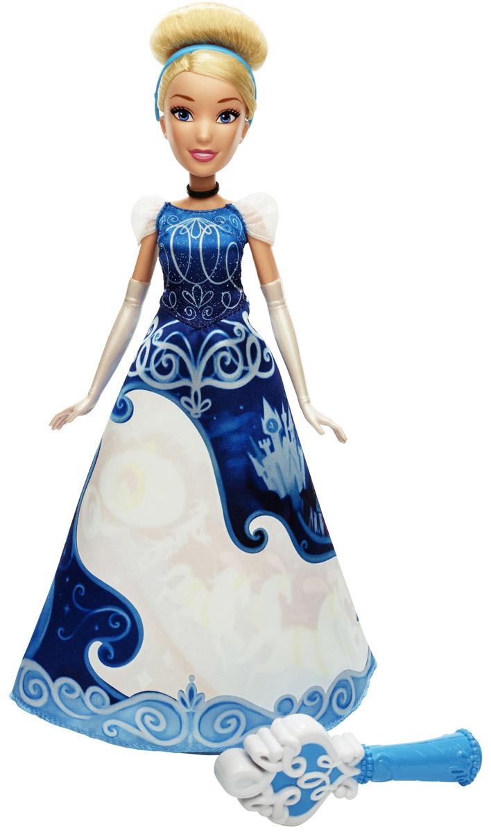 Disney Princess Кукла Золушка в юбке с проявляющимся принтом disney princess кукла бель в юбке с проявляющимся принтом