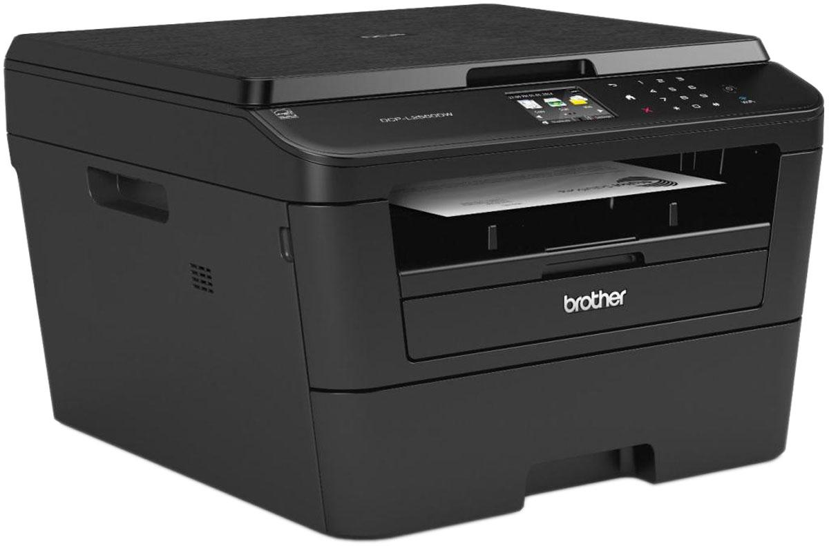 МФУ Brother DCP-L2560DW lenovo m7206 монохромный лазерный мфу печать копии сканирования