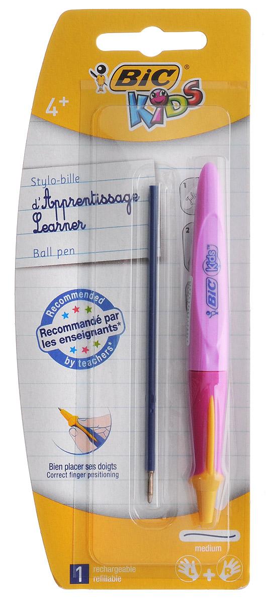 Bic Ручка шариковая Kids Twist цвет корпуса розовый bic ручка шариковая kids twist цвет корпуса розовый