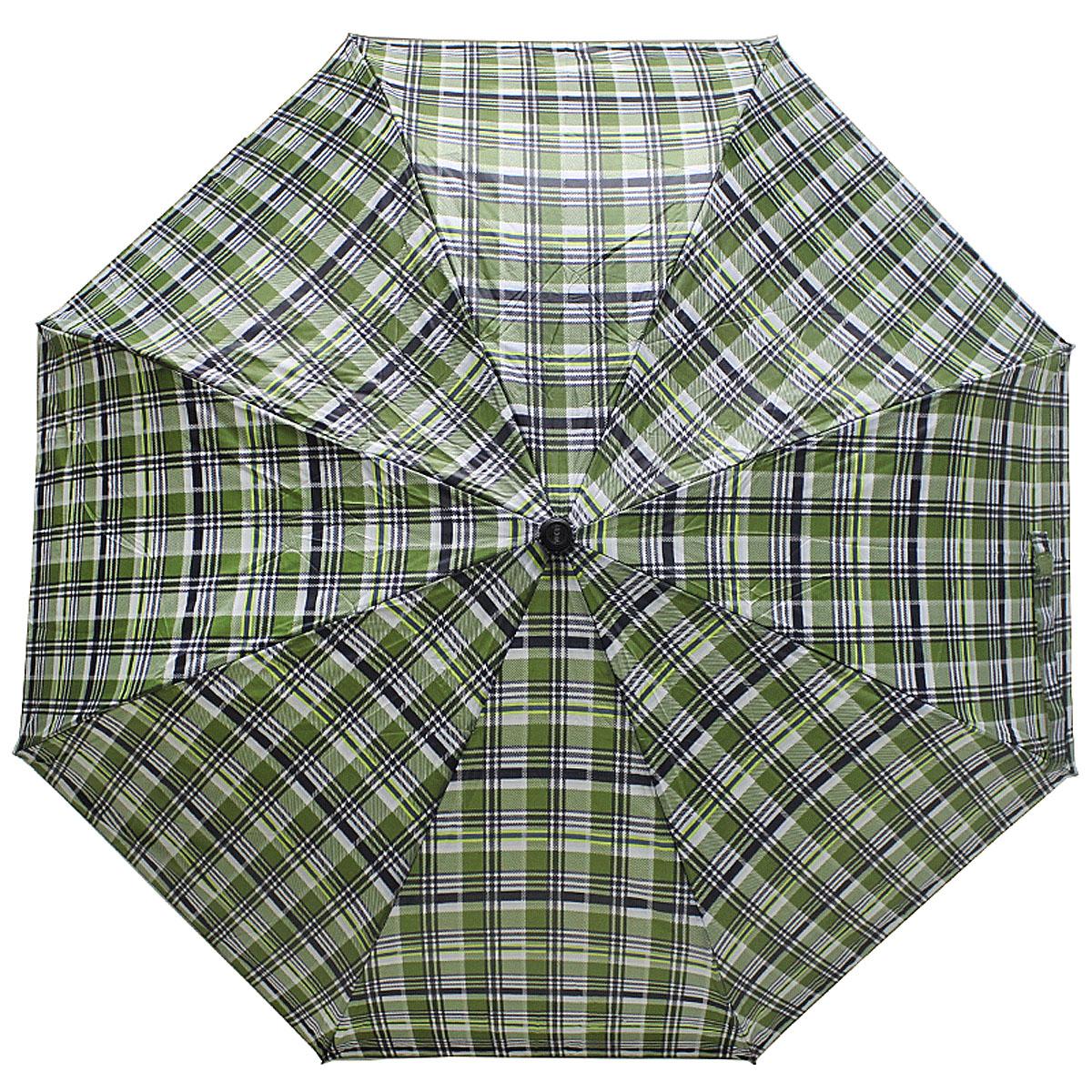 Зонт женский Vogue, цвет: зеленый. 448V-4 цена и фото
