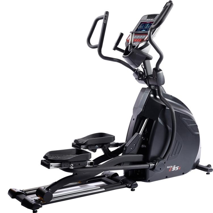 Эллиптический тренажер Sole Fitness E95S (2016)